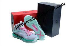 Nike Lebron 10 South Beach Vivid Grey Cherry Glow in the Dark