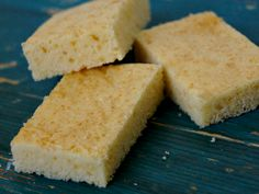 Little Tiger - Food- und Lifestyleblog: Zitronen Schnitten #ichbacksmir #rührkuchen