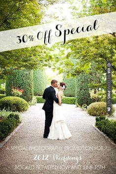 great promotion by | VIA #WEDDINGPINS.NET