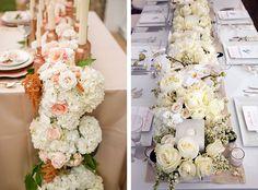 Роскошное украшение для стола, цветочные раннеры, роскошный стиль
