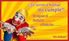 Piñon Fijo - Tarjetas de cumpleaños para imprimir