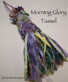 morning glory tassel