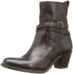 FRYE Women's Jackie Rivet Boot *** Find out more details by clicking the image : Ankle Boots