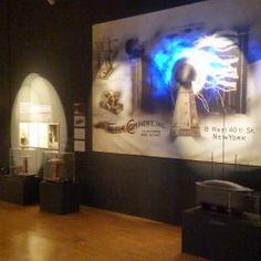 The exhibition and Nikola Tesla in Ljubljana