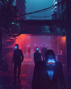 ArtStation - MOVE FORWARD , beeple .
