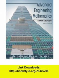 10 best book cheap images on pinterest book books and libri advanced engineering mathematics 9780470646137 erwin kreyszig isbn 10 0470646136 isbn fandeluxe Image collections