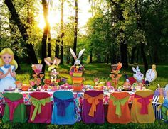 It's a Mad, Mad Hatter Party!