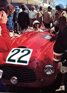 24 heures du Mans 1973 - Phil Hill - Ferrari 166 MM