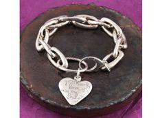 Your Beautiful Love is in My Soul Bracelet | Jes MaHarry Jewelry