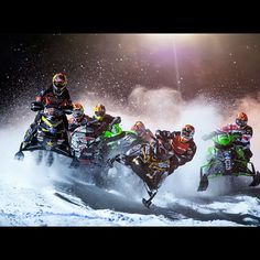 AMSOIL Championship Snocross Series 2012