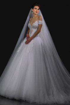Ball Gown Wedding Dresses : Appolo Fashion 2015 Collection  MODwedding