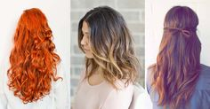 33 cute and simple DIY tutorials of easy hairstyles for straight hair. Half up, pony tails, side bangs, up dos, messy buns and great looks for schools.