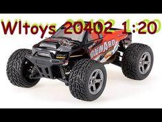 Автомодель Wltoys 20402 1:20 из магазина www.rcmoment com | MikeRC 2018 FHD