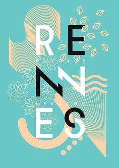 Rennes Métropole - Identité - Les Graphiquants http://www.les-graphiquants.fr/