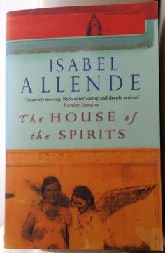 The House of the Spirits by Isabel Allende FREE POST very good used cond PB1994
