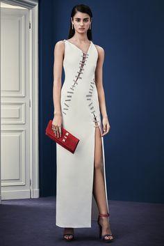 Versace Pre-Fall 2015 Fashion Show - Taylor Hill