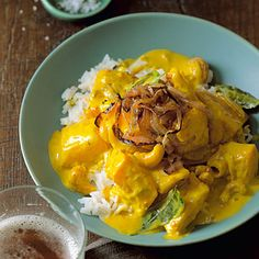 Cashew, Coconut, and Pumpkin Curry