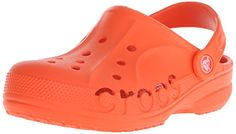 Crocs Baya Kids, Unisex-Kinder Clogs, Orange (Tangerine 817), 24/26 EU - http://on-line-kaufen.de/crocs/24-26-eu-crocs-baya-kids-unisex-kinder-clogs-5