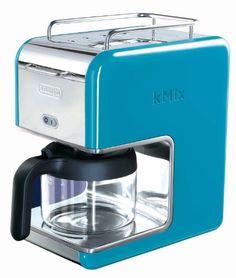 DeLonghi Kmix 5-Cup Drip Coffee Maker, Blue DeLonghi http://www.amazon.com/dp/B005MM7ZOU/ref=cm_sw_r_pi_dp_gnBZub1S0T0Q1