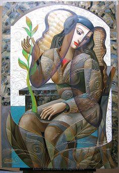 Unfinish by Oleg Zhivetin.