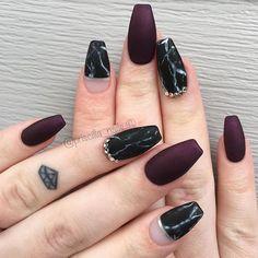 Coffin marble nails @KortenStEiN