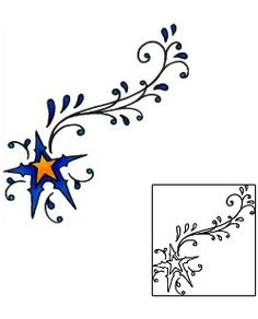 This Celestial tattoo design from our Astronomy tattoo category was created by Andrea Ale. This tattoo includes a printable full size color reference, and exact matching stencil. More Artists trust Tattoo Johnny than any other brand. Shooting Star Tattoo, Shooting Stars, Celestial Tattoo, Sanskrit Symbols, Astronomy Tattoo, Tattoo Templates, Star Tattoo Designs, Drawing Clipart, Star Tattoos