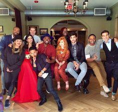 """The #Shadowhunters cast behind the scenes of their shoot with Regard Magazine! (via @regardmag)"""