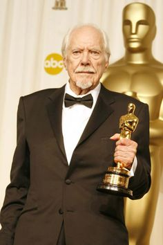 Robert Altman, recipient of an Honorary Oscar at the 78th Academy Awards - March 5, 2006.  During his acceptance speech, Altman revealed he had received a total heart transplant a decade before from a woman in her mid-30s.  By his calculations, he had another 40 years left on his new heart.  Nine months later, Altman died due to complications of leukemia at the age of 81.