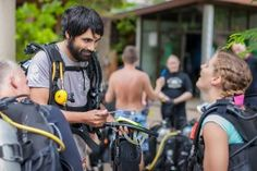 Best IDC On Koh Tao Thailand - Sairee Cottage Diving Dive Instructor Development Course http://www.diveguide.com/saireecottagediving/dive-instructor-development-course-idc-koh-tao-thailand