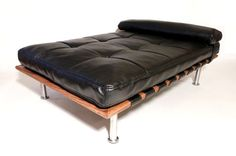 Modern Dog Bed daybed and lounger Medium 35 X 23 by ModPet on Etsy, $210.00