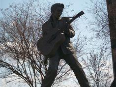 Elvis Statue - Beale Street - Memphis, Tennessee Image