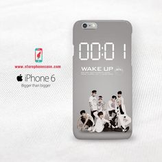 BTS WAKE UP IPHONE COVER SERIES