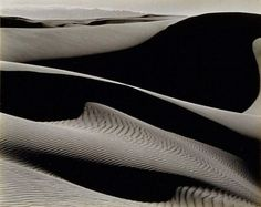 Edward Weston (1886 - 1958) - Dunes, Oceano, 1936 Central Coast CA