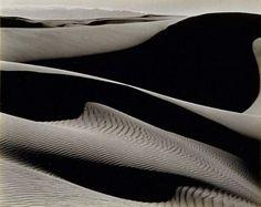 Edward Weston (1886 - 1958) - Dunes, Oceano, 1936 Central Coast CA