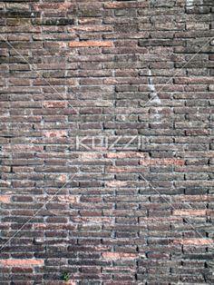 brick wall - A brick wall texture with dark bricks