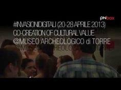Report #invasionidigitali Museo Archeologico di Torre #Pordenone #news #Video - archeological museum of Torre in Pordenone, Friuli.