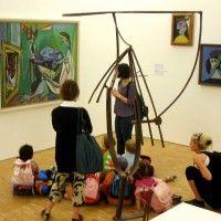 Sortie au musée pour enfants, Citémômes, Rouen