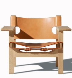 Fancy - Spanish Chair by Borge Mogensen