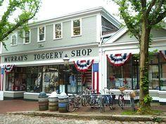 Nantucket - Murray's Toggery Shop - Nantucket, Island, Mass