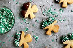 Baileys Irish Cream Cookies (from Buttercream Blondie)
