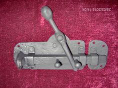 gate latch all hand forged