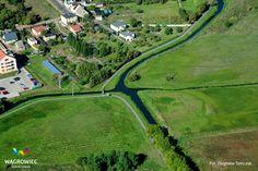 #wagrowiec #wielkopolska #poland #jeziorodurowskie #skrzyzowanierzek #zlotuptaka #wągrowiec Fot. Zbigniew Tomczak Golf Courses, Sports, Hs Sports, Sport