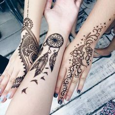 29 Best Unique Henna Images Female Tattoos Tattoo Ideas Unique Henna