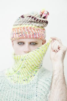 Ravelry: Askews Me pattern by Stephen West
