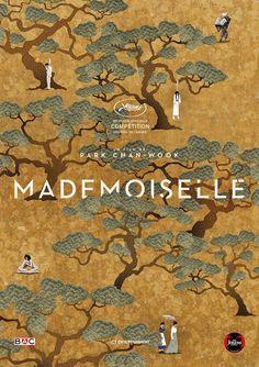 Critique de #Mademoiselle de Park Chan-wook présenté en compét Festival de Cannes