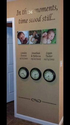 Such a cute idea for decorating your home!