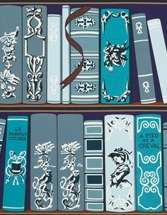 10 Beautiful Book-Inspired Designs (Hermes fabric) #books #bookshaped #bookworm #decor #hermes