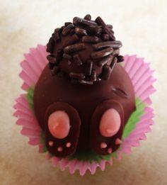 Bunny Hole Cake Ball