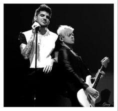 Adam and Tommy/new years eve 2013/2014