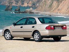 Mazda 323 S (1996 – 1998). Mazda Familia, Japan, Cars, Autos, Japanese Dishes, Automobile, Car, Trucks
